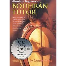 Waltons Absolute Beginner's Bodhrán Tutor Waltons Irish Music Books Series Written by Conor Long