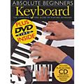 Music Sales Absolute Beginners Keyboard Book/CD/DVD-thumbnail