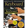 Music Sales Absolute Beginners: Keyboard (Book/CD/DVD)-thumbnail