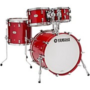 """Yamaha Absolute Hybrid Maple 4-Piece Shell Pack with 20"""" Bass Drum"""