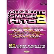 Word Music Absolute Smash Hits, Volume 2 Songbook Series Performed by Various