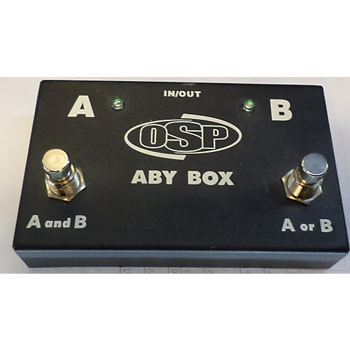 OSP Aby Box Pedal