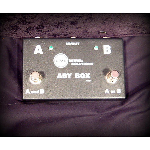 Live Wire Solutions Aby1 Pedal