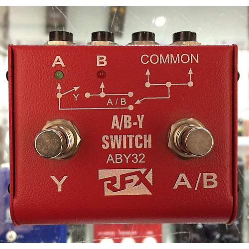 In Store Used Aby32 Pedal-thumbnail
