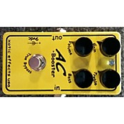 Xotic Ac Booster Effect Pedal