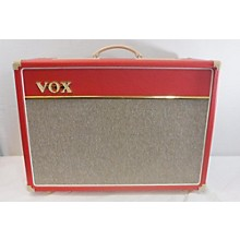Vox Ac15C1 Special Edition Red Tolex Tube Guitar Combo Amp