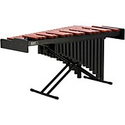 Adams Academy 3.3 Padouk Marimba with Resonators and X-Stand