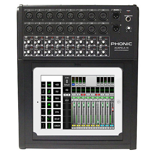 Phonic Acapela16 Digital Mixer-thumbnail
