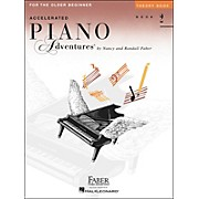 Faber Piano Adventures Accelerated Piano Adventures Theory Book for The Older Beginner Book 2 - Faber Piano
