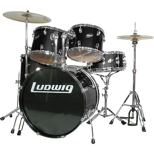 Ludwig Accent Combo 5-piece Drum Set-thumbnail