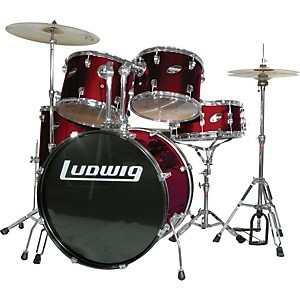 Ludwig Accent Combo 5-piece Drum Set by Ludwig
