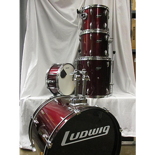 Ludwig Accent Combo Drum Kit-thumbnail