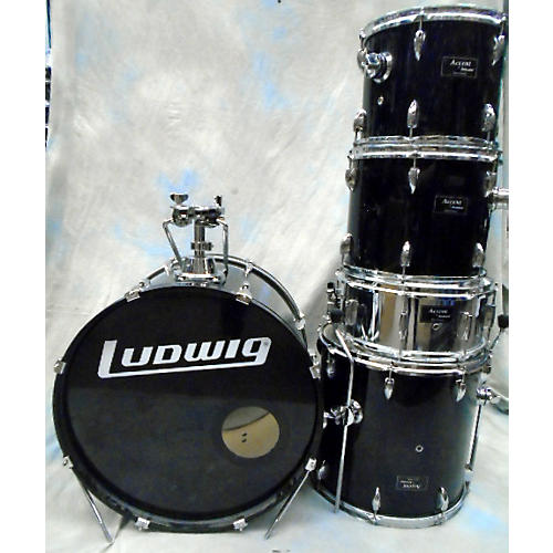 Ludwig Accent Drum Kit-thumbnail
