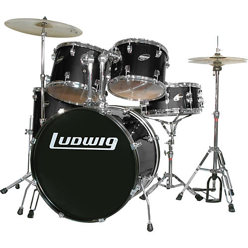 Ludwig Accent Series Complete Drum Set-thumbnail