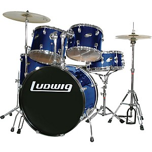Ludwig Accent Series Complete Drum Set by Ludwig