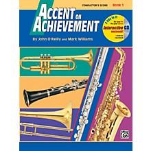 Alfred Accent on Achievement Book 1 Conductor's Score