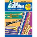 Alfred Accent on Achievement Book 1 E-Flat Alto Clarinet Book & CD-thumbnail