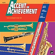 Alfred Accent on Achievement Book 2 2 CD Set