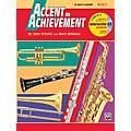 Alfred Accent on Achievement Book 2 B-Flat Bass Clarinet Book & CD thumbnail