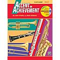 Alfred Accent on Achievement Book 2 E-Flat Alto Clarinet Book & CD thumbnail