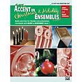 Alfred Accent on Christmas and Holiday Ensembles E-Flat Alto Sax/Bari Sax thumbnail