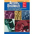 Alfred Accent on Ensembles Book 1 Trumpet Baritone T.C.-thumbnail