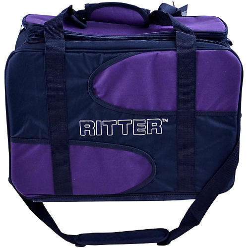 Ritter Accessory RCAC-X-9/BRB Large Bag Black/Raspberry