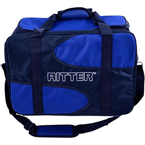 Ritter Accessory RCAC-XL-9/BUM X-Large Bag Black/Ultra Marine
