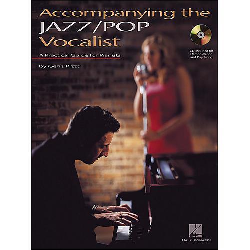 Hal Leonard Accompanying The Jazz/Pop Vocalist Book/CD-thumbnail