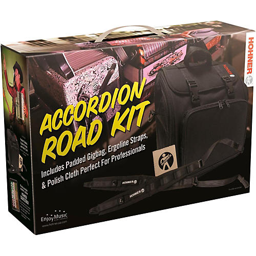 Hohner Accordion Road Kit-thumbnail