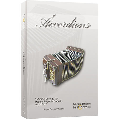 Best Service Accordions Sample Library