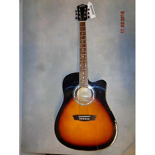 Washburn Accoustic Acoustic Electric Guitar