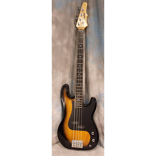 Epiphone Accu Bass Electric Bass Guitar-thumbnail