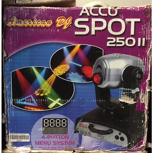 American DJ Accu Spot 250 Hybrid Moving-Head Fixture Intelligent Lighting