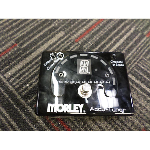 Morley Accutune Tuner Pedal