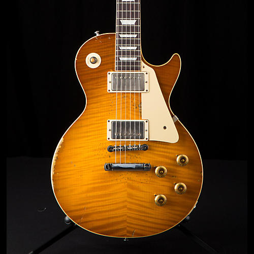 Gibson Custom Ace Frehley '59 Aged and Signed Les Paul Electric Guitar