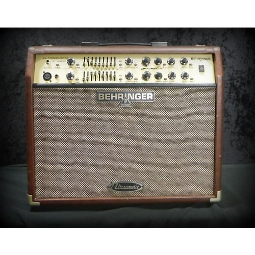 Behringer Ach1800 Guitar Combo Amp
