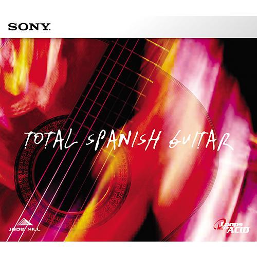 Sony Acid Loop Total Spanish Guitar-thumbnail