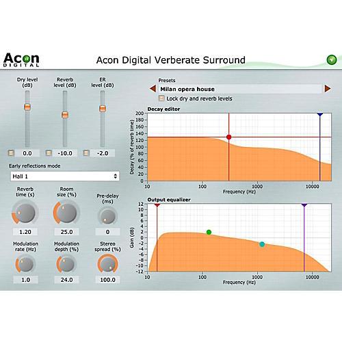 ACON DIGITAL Acon Verberate Surround-thumbnail