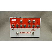 BBE Acosuticmax Effect Pedal