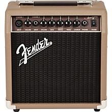 Fender Acoustasonic 15 Acoustic Combo Amp Level 1 Tan