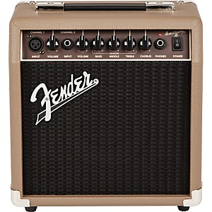 Fender Acoustasonic 15 Acoustic Combo Amp by Fender