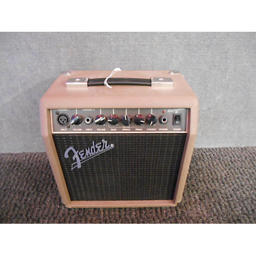 Fender Acoustasonic 15 Acoustic Guitar Combo Amp-thumbnail