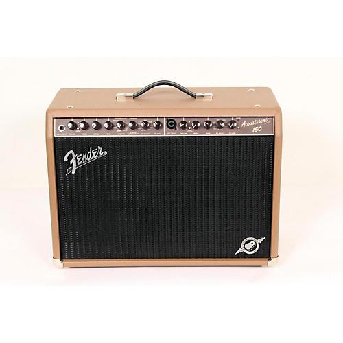 Fender Acoustasonic 150 150W 2x8 Acoustic Guitar Combo Amp  888365287751-thumbnail
