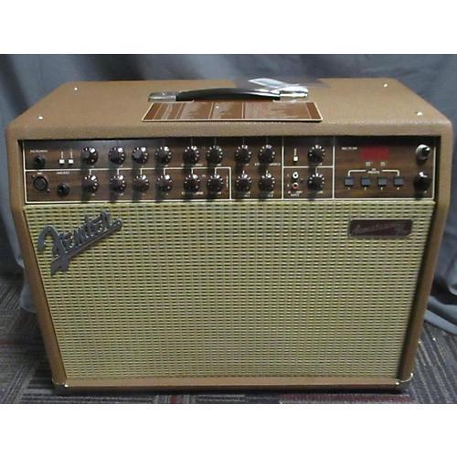Fender Acoustasonic Pro Acoustic Guitar Combo Amp