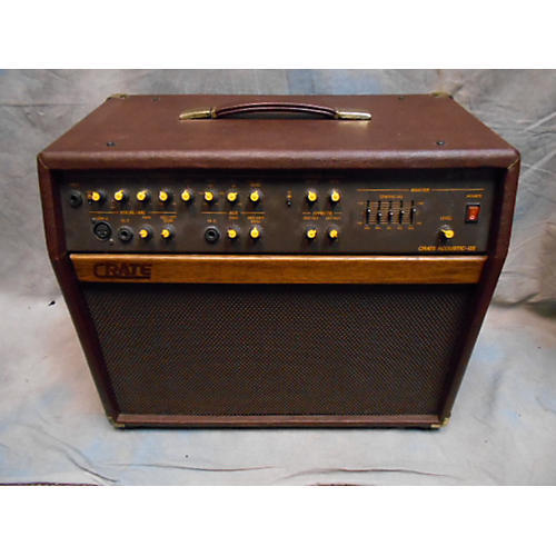 Crate Acoustic 125 Acoustic Guitar Combo Amp-thumbnail