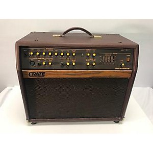 Pre-owned Crate Acoustic-125 Acoustic Guitar Combo Amp by Crate
