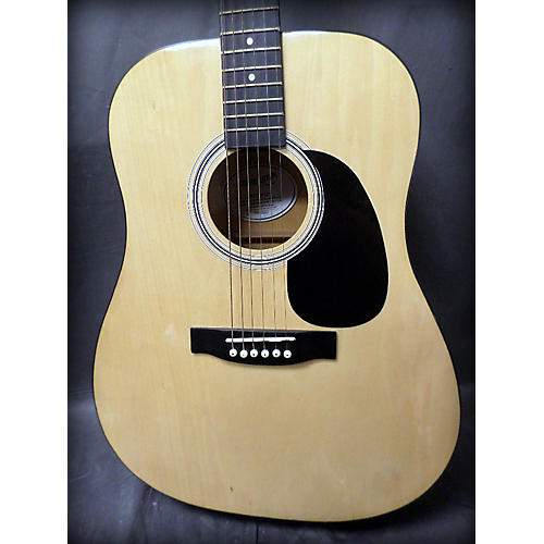 Starcaster by Fender Acoustic Acoustic Guitar