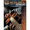 Hal Leonard Acoustic Anthology - Guitar Play-Along, Volume 80 (Book/CD)