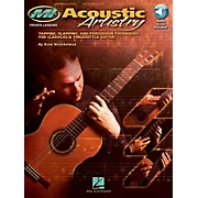 Musicians Institute Acoustic Artistry Musicians Institute Press Series Softcover Audio Online Written by Evan Hirschelman